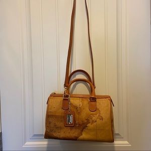 Excellent Alviero Martini speedy style bag